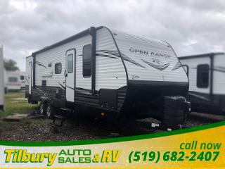 New 2019 Highland Ridge RV Open Range 27BHS $65 weekly O.A.C for sale in Tilbury, ON