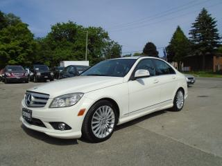 Used 2008 Mercedes-Benz C230 2.5L AWD for sale in King City, ON