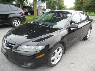 Used 2007 Mazda MAZDA6 GS for sale in Ajax, ON