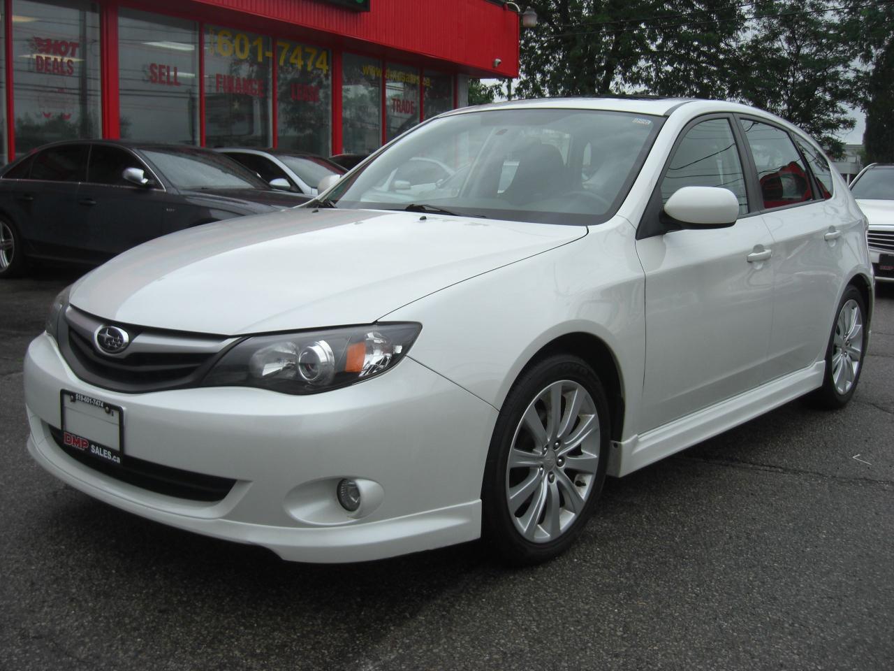 2010 Subaru Impreza 2.5i Limited AWD