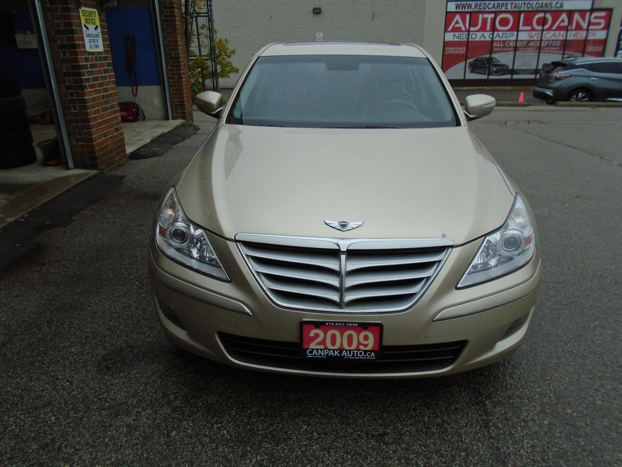 2009 Hyundai Genesis. 4.6L