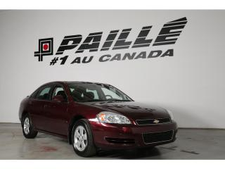 Used 2007 Chevrolet Impala LT for sale in Berthierville, QC