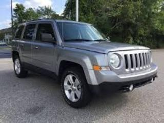 Used 2015 Jeep Patriot NORTH - 4X4 - COMING SOON!! for sale in Aurora, ON