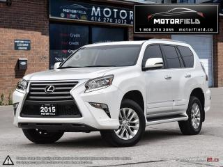 Used 2015 Lexus GX460 Ultra Premium Pkg *FULLY LOADED* for sale in Scarborough, ON