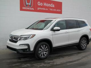 New 2019 Honda Pilot EX-L NAVI-DEMO for sale in Edmonton, AB