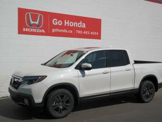 New 2019 Honda Ridgeline SPORT for sale in Edmonton, AB