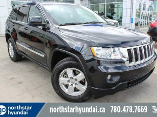 Used 2013 Jeep Grand Cherokee LAREDO/LEATHER/4X4/CRUISE for sale in Edmonton, AB