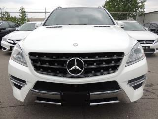 Used 2015 Mercedes-Benz ML 350 BT, AMG, NAVI, 360 CAMERA for sale in Mississauga, ON