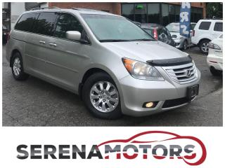 Used 2008 Honda Odyssey EX-L | DVD | BACK UP CAMERA | NO ACCIDENTS for sale in Mississauga, ON
