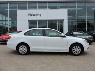 Used 2014 Volkswagen Jetta TRENDLINE+ for sale in Pickering, ON
