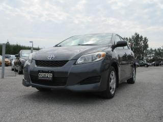 Used 2010 Toyota Matrix AUTO / AC / ACCIDENT FREE for sale in Newmarket, ON