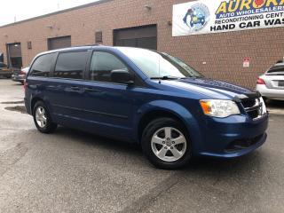 Used 2011 Dodge Grand Caravan SE - REAR STOW N'GO - REAR AIR - ALLOYS for sale in Aurora, ON