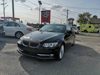 Used 2011 BMW 335i xDRIVE/AWD/NAV/CUIR/TOIT/KEYLESS for sale in Mirabel, QC