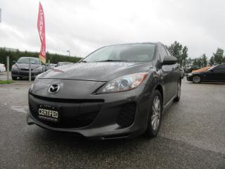 Used 2012 Mazda MAZDA3 GS SKY ACTIVE / AUTO / AC / PW /PL for sale in Newmarket, ON