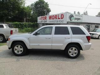 Used 2006 Jeep Grand Cherokee for sale in Scarborough, ON