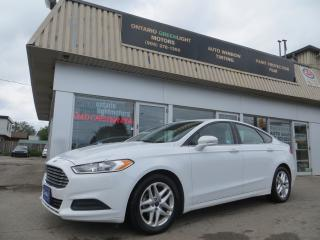 Used 2014 Ford Fusion SE,ALLOYS,BLUETOOTH,ALL POWERED for sale in Mississauga, ON