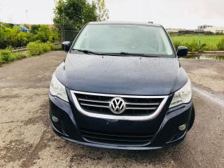 Used 2009 Volkswagen Routan Highline for sale in Brampton, ON