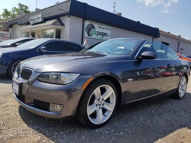 2008 BMW 3 Series 328i Convertible