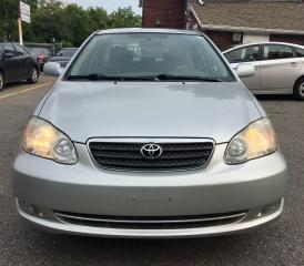 Used 2006 Toyota Corolla LE for sale in Brampton, ON