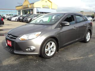 Used 2013 Ford Focus SE 2.0L for sale in Brantford, ON