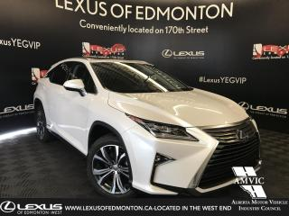 Used 2017 Lexus RX 450h DEMO UNIT - STANDARD PACKAGE for sale in Edmonton, AB