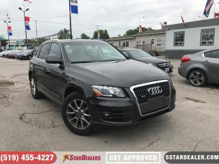 Used 2012 Audi Q5 2.0T Premium Plus | 1OWNER | LEATHER | ROOF for sale in London, ON