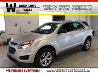 Used 2016 Chevrolet Equinox LS|BACKUP CAMERA|BLUETOOTH|121,230 KM for sale in Cambridge, ON