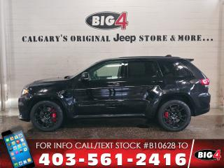 Used 2017 Jeep Grand Cherokee SRT | Pano Roof | Hi Perf. Brakes for sale in Calgary, AB