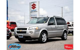 Used 2009 Chevrolet Uplander LT1 ~Quad Seats for sale in Barrie, ON