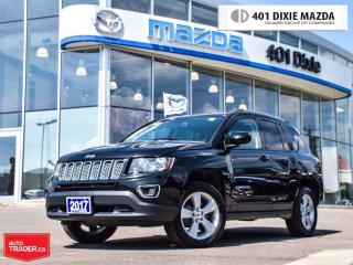 Used 2017 Jeep Compass Sport/North, NO ACCIDENTS, SUNROOF, LEAHTER SEATS for sale in Mississauga, ON