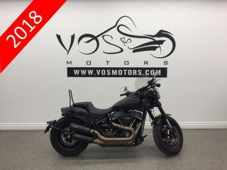 Used 2018 Harley-Davidson Fat Bob - Free Delivery in GTA** for sale in Concord, ON