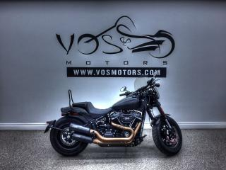 Used 2018 Harley-Davidson Fat Bob - No Payments For 1 Year** for sale in Concord, ON