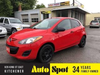 Used 2013 Mazda MAZDA2 GX/LOW, LOW KMS!/PRICED-QUICK SALE! for sale in Kitchener, ON