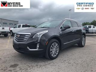 Used 2017 Cadillac XTS Luxury FWD SUNROOF NICELY EQUIPPED for sale in Ottawa, ON