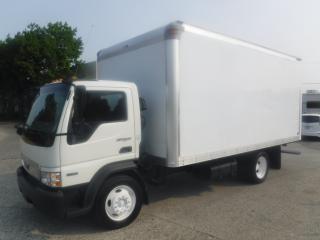Used 2009 International CF500 Cube Van 16 Foot Diesel for sale in Burnaby, BC