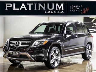 Used 2015 Mercedes-Benz GLK 250 BlueTEC, NAVI, PANO, HEATED LTHR for sale in Toronto, ON