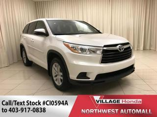 Used 2015 Toyota Highlander LE V6 AWD for sale in Calgary, AB