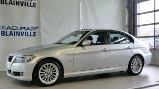 Used 2011 BMW 3 Series Berline 4 portes, xDrive 328i à traction for sale in Blainville, QC