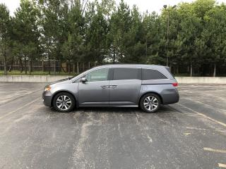 Used 2015 Honda Odyssey Touring FWD for sale in Cayuga, ON