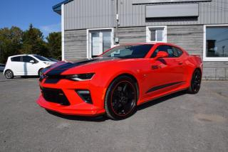 Used 2017 Chevrolet Camaro *** 2SS COUPE, MANUELLE, BAS KILOMETRAGE!!! *** for sale in Rawdon, QC