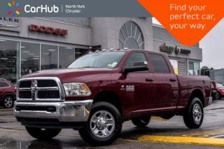 New 2018 RAM 2500 New Car SXT 4x4|Crew/6.3'Box|Diesel|Towing,SnowplowPrepPkgs|5thWheelHitch| for sale in Thornhill, ON