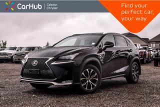 Used 2016 Lexus NX 200t AWD|Sunroof!Backup Cam|Bluetooth|Heated front Seats!Keyless|17