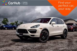 Used 2011 Porsche Cayenne Turbo|AWD|Navi|Pano Sunroof|Backup Cam|Bluetooth|Leather|Heated Seats|19