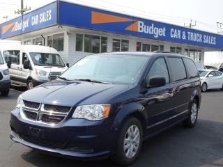 Used 2015 Dodge Grand Caravan Navigation, Stow N Go, Entertainment System for sale in Vancouver, BC