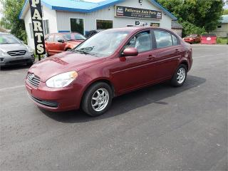 Used 2010 Hyundai Accent @ Ronnie B's Bloomfield GL for sale in Madoc, ON