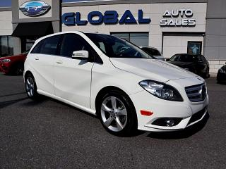 Used 2014 Mercedes-Benz B250 B250 SUPER CLEAN LOW KM. for sale in Ottawa, ON