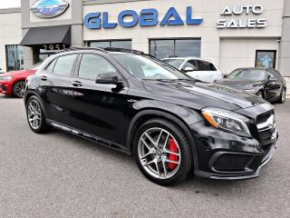 Used 2015 Mercedes-Benz GLA45 GLA45 AMG 4MATIC NAV. PANOR ROOF for sale in Ottawa, ON