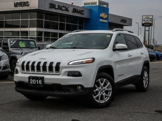 Used 2016 Jeep Cherokee NORTH, 4WD, NAV, V6, TRAILER PACKAGE for sale in Ottawa, ON