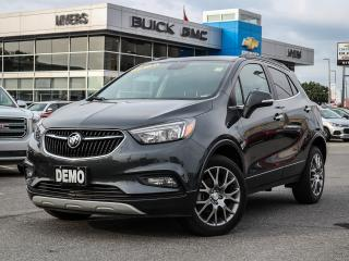 Used 2018 Buick Encore AWD, 1SH, SUNROOF,  0% 84 MONTHS!! for sale in Ottawa, ON