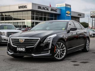 Used 2018 Cadillac CT6 PREMIUM LUXURY, AWD, 3.0 TWIN TURBO 0% 72 MONTHS!!!! for sale in Ottawa, ON